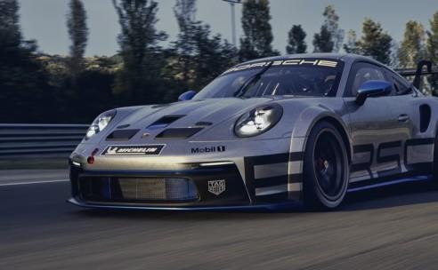 Nog krachtiger, sneller én spectaculairder: nieuwe 911 GT3 Cup